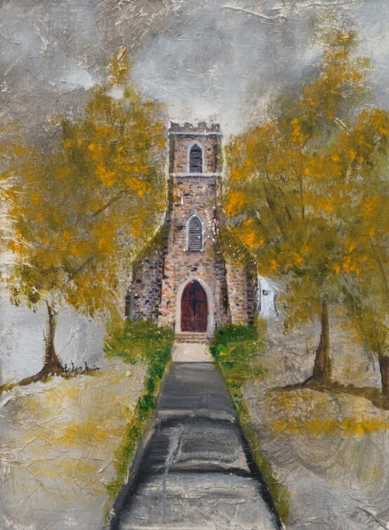 Eglise St-George-22 x 18-2015elosier