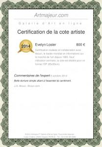 certification_evelynlosier